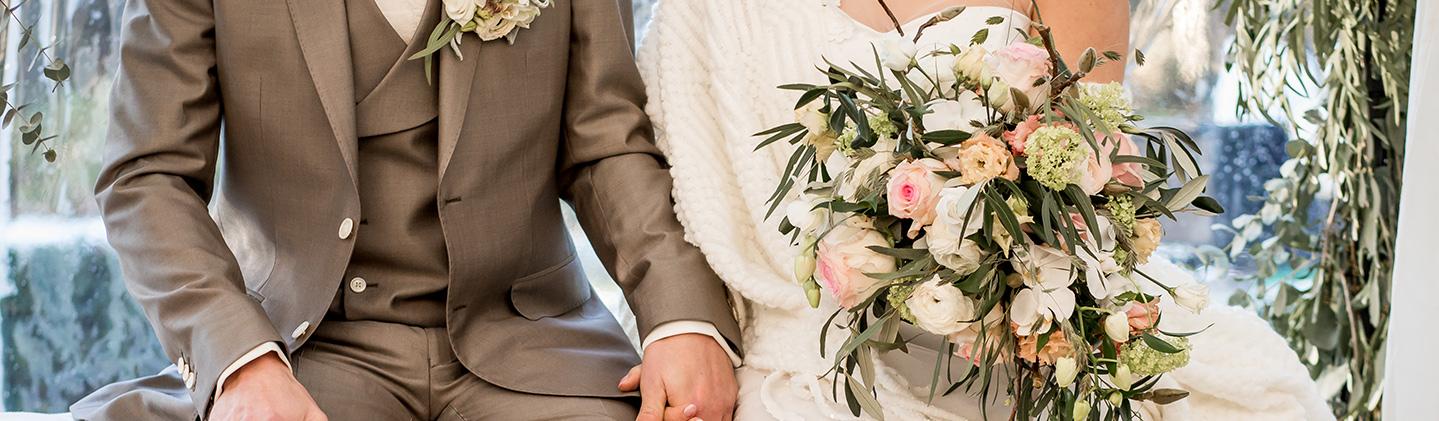 Bloemen voor uw bruiloft