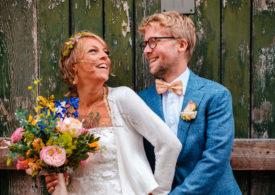 Bruiloft Joosje & Joris